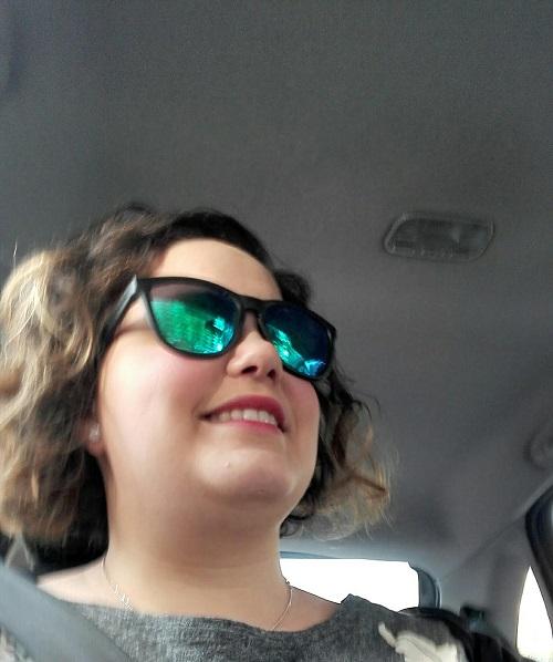 Maria Giulia Pusateri, Web content editor e blogger