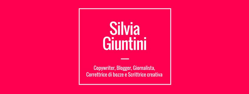 Silvia Giuntini, Copywriter